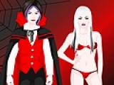 Dress Up Inamorata Of Vampire