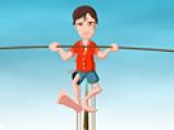 Balance On A Rope