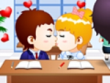 Kiss in Class