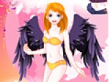 Dress A Girl-angel