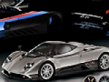 Pagani Zonda Tune Up