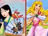 Mulan And Aurora Similarities
