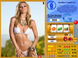 Heather Vandeven Photo Slot Machine