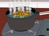 We Prepare Vegetable Salad