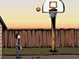 Court Basket-ball