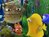 Hidden Objects Finding Nemo