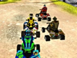 3D Quad Bike Racing