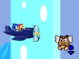 Mario Sonic Jet Adventure