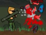 Flaming Zombooka 3