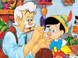 Pinocchio Online Coloring