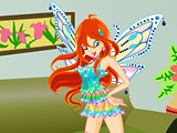 Winx girl fashion