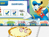 Donald Duck Pizza