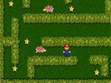 Super Mario Maze