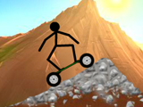 Stickman Mountain Board