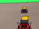 Simpsons 3d Kart