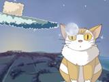 Moony Cat