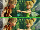 Tinkerbell Spot 8 Difference