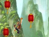 KungFu Panda Tigress Jump