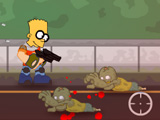 The Simpsons Town Defense