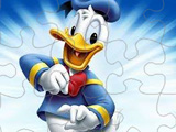 Donald Duck Jigsaw