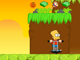 The Simpsons Halloween Jump