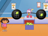 Dora Weight Lifting