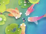 Beautiful Fishpond