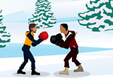 Winter boxing