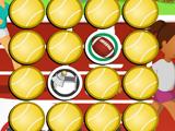 Sport memory game