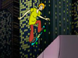 Scooby Doo's Big Air 2: Curse of the Half Pip