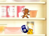 Tom And Jerry Refrigerator Raid