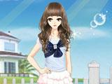 Summer Sunny Girl