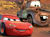 Cars: Search for letters