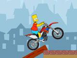 Bart On Bike 2