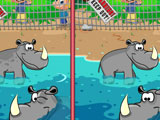Zoo Animals Differences