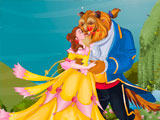 Kissing Beauty and the Beast