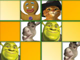 Shrek playing Sudoku