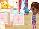 Doc Mcstuffins Decorating