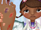 Doc Mcstuffins Accident