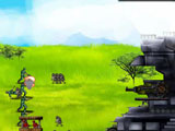 Battle Gear vs Humaliens Battle 3