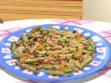 Sara's Cooking Class - Pasta Carbonara