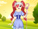Bo-Peep Dress Up