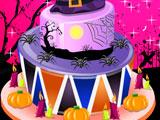 Halloween Special Cake Decor