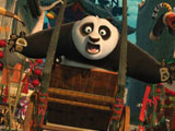 Kung Fu Panda 2 Find the Alphabets