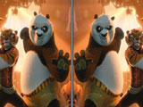 Kung Fu Panda 2 Spot the Differences