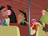 The Emperor's New Groove Similarities