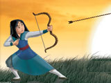 Mulan Fire Away
