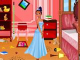 Princess Tiana Cleanup