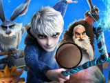Rise of the Guardians Hidden Letters