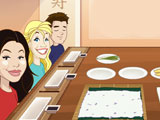 ICarly Sushi Madness